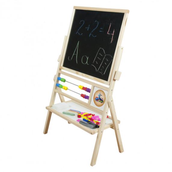 Inlea4Fun detská obojstranná tabuľa MAX