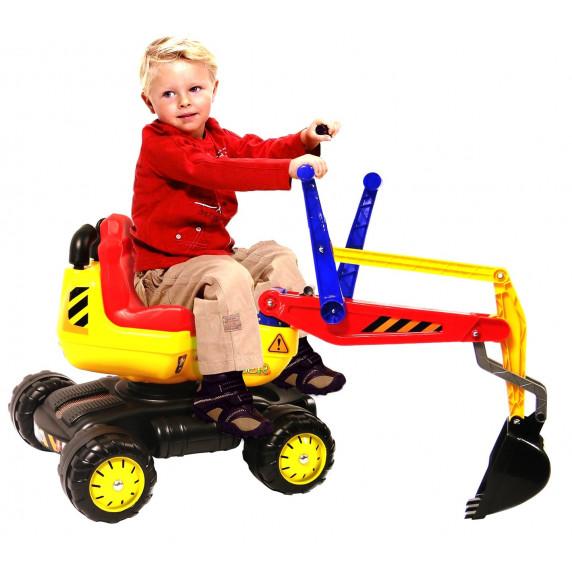 Báger pre deti Inlea4Fun Maxi Digger