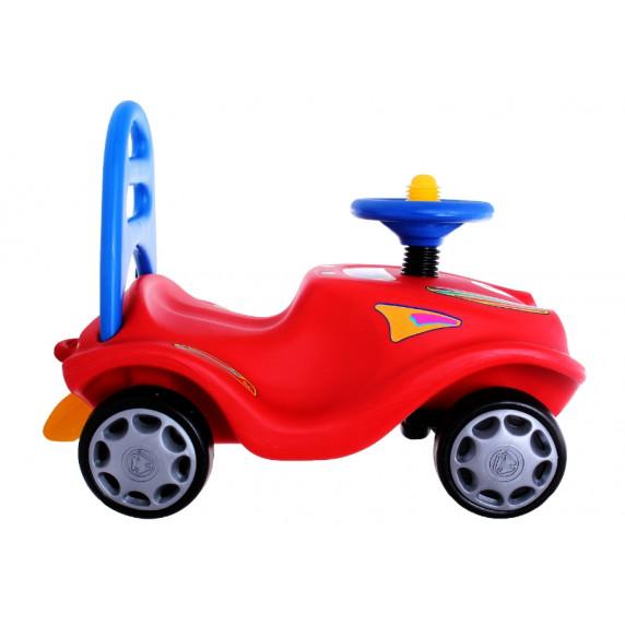 Inlea4Fun Mini Mobile odrážadlo pre deti - Červená