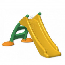Inlea4Fun šmykľavka Delfín s prípojkou na vodu žltá Preview