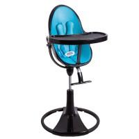 Detská stolička Fresco Chrome™ (WH) - čierrna
