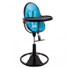 Detská stolička Fresco Chrome™ (WH) - čierrna Preview