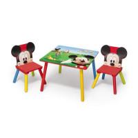 Detský stolík so stoličkami Mickey Mouse II