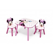Detský stolík so stoličkami Minnie III Preview