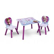 Detský stôl so stoličkami Frozen Preview