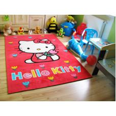 Detský koberec HELLO KITTY 140 x 200 cm Preview