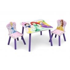 Detský drevený stôl Princess III Preview