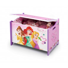 Drevená truhla na hračky Princess I Preview