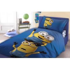 Detské posteľné obliečky Mimoni 03 Preview