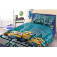 Detské posteľné obliečky Mimoni 01 Preview