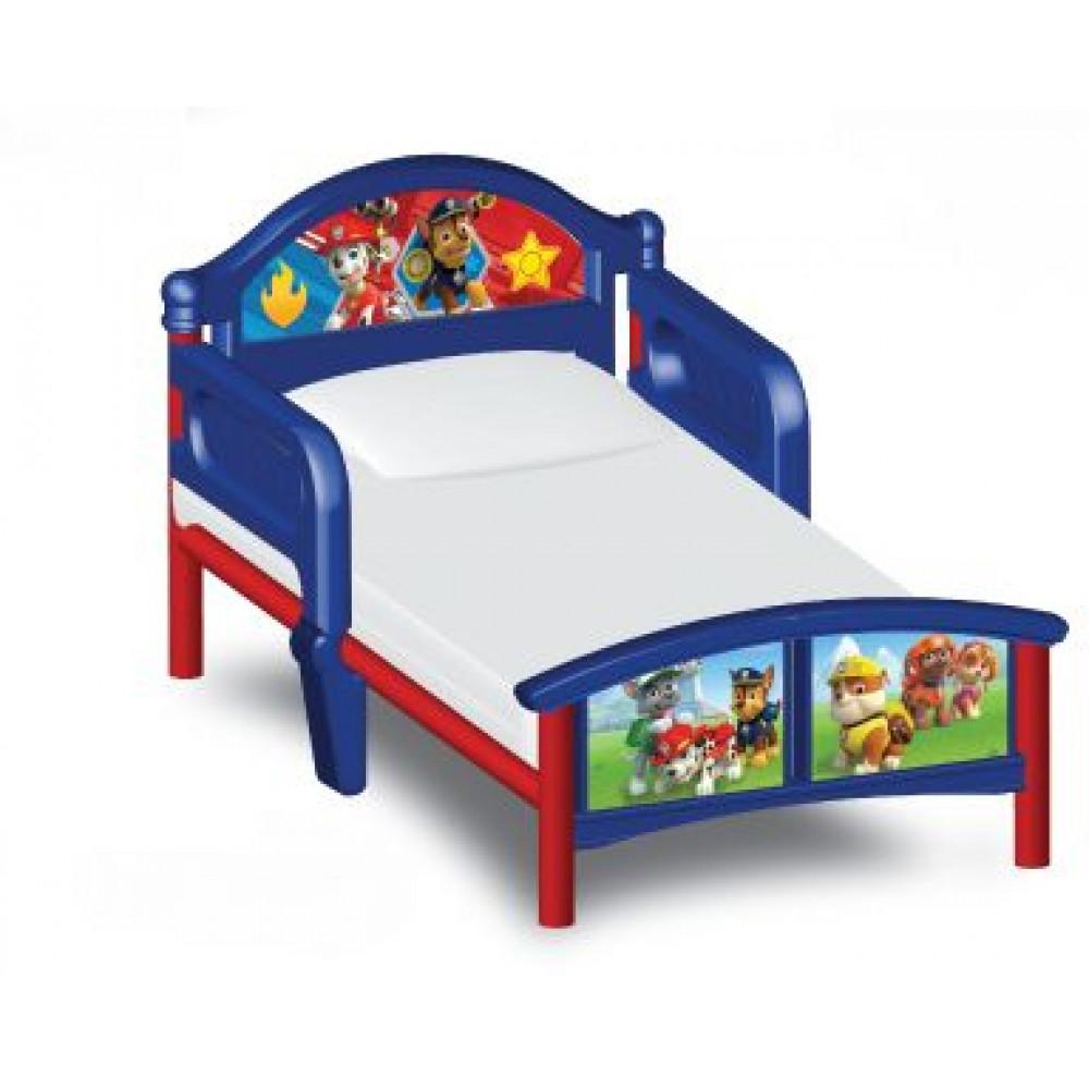 efd1bdf3782f Detská posteľ Paw patrol ...
