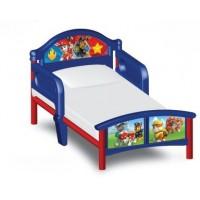 Detská posteľ Paw patrol