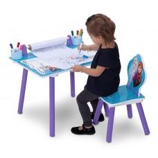 Detský kresliaci stôl Frozen Preview