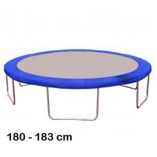 Kryt pružín na trampolínu 180 cm - modrý Preview
