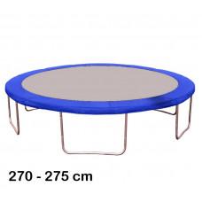 Kryt pružín na trampolínu 275 cm - modrý Preview