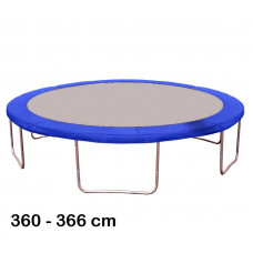 Kryt pružín na trampolínu s celkovým priemerom 366 cm - modrý Preview