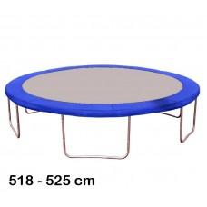 Kryt pružín na trampolínu 518 cm - modrý Preview