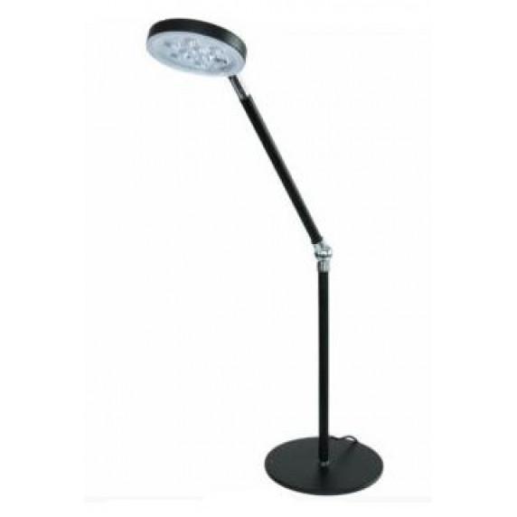Aga Stolná LED lampa - čierna