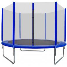AGA SPORT TOP trampolína 250 cm s vonkajšou ochrannou sieťou modrá Preview