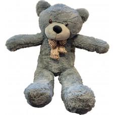 Aga4Kids Plyšový medvedík 130 cm - šedý Preview