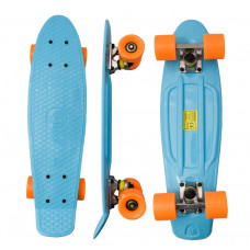 Skateboard MR6014 Aga4Kids - modrý Preview