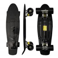 Skateboard MR6016 Aga4Kids - čierny