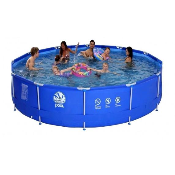 JILONG rodinný bazén s konštrukciou Steel Pro Set 300 x 76 cm