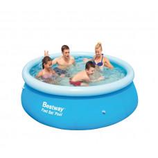 BESTWAY Fast Set samonosný rodinný bazén 244 x 66 cm 57265 Preview