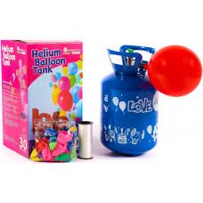 Aga4Kids Helium do balónků PARTY 10 MIX Green/Blue Preview