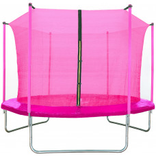 Aga SPORT FIT Trampolína 180 cm Pink s vnútornou ochrannou sieťou Preview