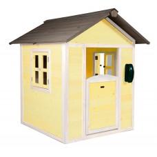 AXI Hrací domček LODGE Yellow Preview