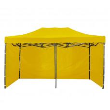 AGA predajný stánok 3S POP UP 3x6 m Yellow Preview