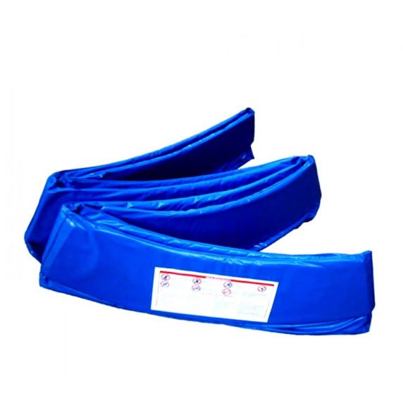 Kryt pružín na trampolínu s celkovým priemerom 460 cm - modrý
