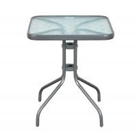 Záhradný stôl Aga MR4351LGY 60x60x70 cm