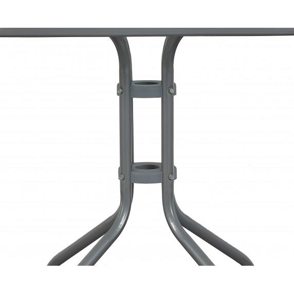 Záhradný stôl Linder Exclusiv BISTRO MC33081DG 60 x 60 x 70 cm