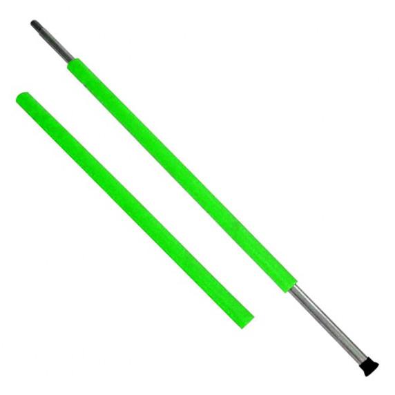 Penová ochrana na tyče AGA MIRELON 70 cm - Svetlozelená