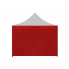 Aga Bočnica k altánku PARTY 2x2 m - červená Preview