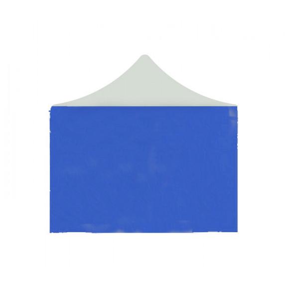 Aga Bočnica k altánku PARTY 2x2 m - modrá