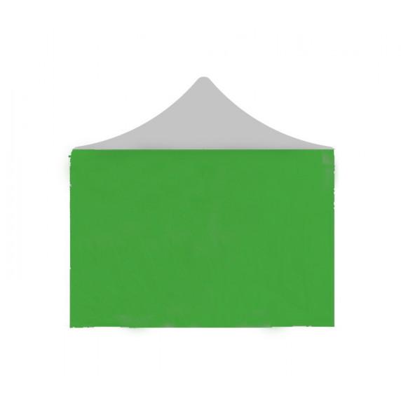 Aga Bočnica k altánku POP UP 3x4,5 m - zelená
