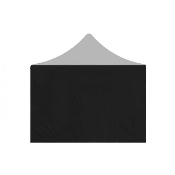 Aga Bočnica k altánku PARTY 2x2 m - čierna