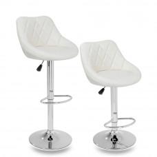 Aga Barová stolička 2 kusy MR2000BEIGE - Béžová Preview