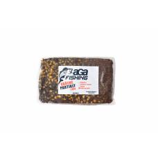 Varený partikel mix repka a kukurica 1,8 kg AGA Fishing Preview