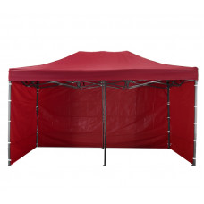 AGA predajný stánok 3S POP UP 3x6 m Red Preview