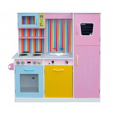Aga4Kids detská kuchynka RAINBOW Preview