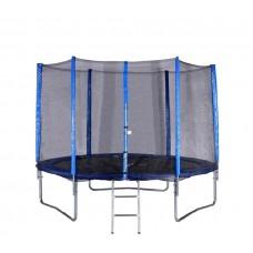 Trampolína SPARTAN 244 cm s ochrannou sieťou + schodíky Preview
