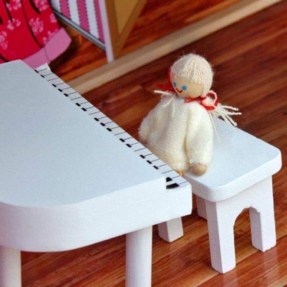Aga4Kids Domček pre bábiky TRACY