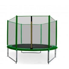 Aga SPORT PRO Trampolína 150 cm Green s vonkajšou ochrannou sieťou Preview