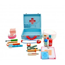Aga4Kids Doktorský kufrík Doctor Set W10D012 Preview
