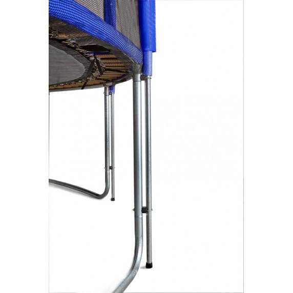 Aga SPORT PRO Trampolína 180 cm Blue s vonkajšou ochrannou sieťou