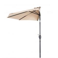 Aga Polkruhový slnečník CLASSIC 270 cm - béžový Preview
